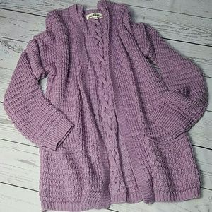 HIPPIE ROSE cardigan l